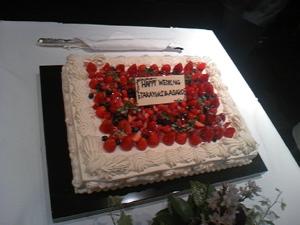 結婚式ウェディングケーキ