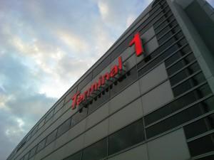 羽田空港ターミナル1
