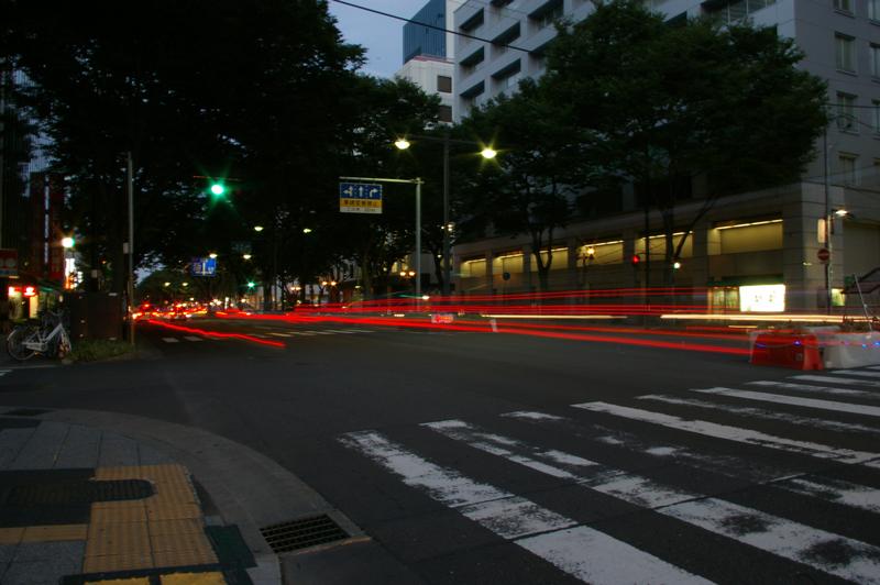 仙台:青葉通り