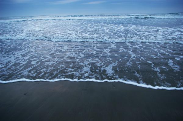 2012年:初日の出@波崎海岸