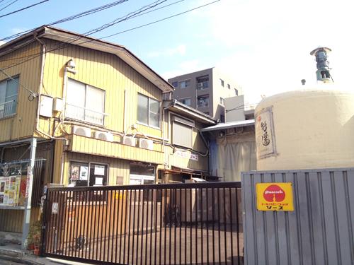 しみ散歩:トキハソース