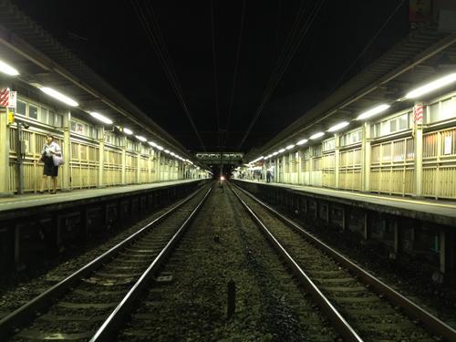 しみ散歩:十条駅